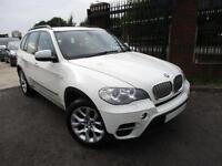 2011 61 BMW X5 3.0 XDRIVE40D AC 5D AUTO 302 BHP DIESEL 1 OWNER EX POLICE