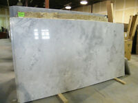 Super White Granite @ Quebec Kitchens Montreal Laval Laurentians