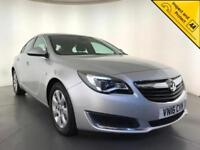 2016 VAUXHALL INSIGNIA TECH LINE ECO DIESEL HATCHBACK 1 OWNER SERVICE HISTORY