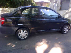 OBO - 2001 Toyota Echo Coupe (2 door)