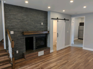 Completely Renovated 3 Bedroom Full House. Showing Saturday!