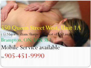 Treat Yourself A Great Massage $59.95/Hr In Beautiful Weekend