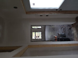 drywall and new ceilings and damaged ceiling repairs Kitchener / Waterloo Kitchener Area image 9