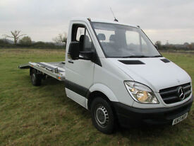 2013 (13) MERCEDES SPRINTER 2.1 CDI RECOVERY LORRY WITH WINCH
