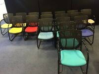 Chairs for sale - range of colours