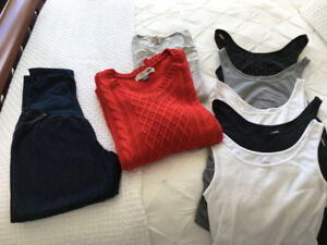 Assorted Maternity Tops (Old Navy / GAP / Mather Maternity)