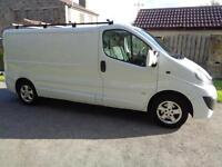 "2013 (63reg) Vauxhall Vivaro ""Sportive"" 2.0CDTi 115ps 2900 LWB Van"