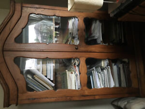 Antique style Display Case