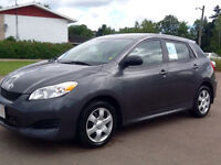 2010 Toyota Matrix Hatchback
