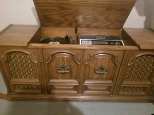 Sears antique stereo..great cond