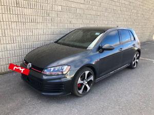 2015 Volkswagen GTI MK7 autobahn warranty $5000 upgrade