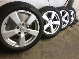 "16"" Mini countryman clubman bmw 1 series vivaro traffic alloy wheels"
