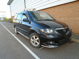 Mazda MPV BONGO 2.4 DOHC 7 SEATER FACELIFT 5dr FRESH IMPORT/ UK/ MOT/ V-CLEAN