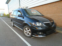 Mazda MPV BONGO 2.4 DOHC 7 SEATER FACELIFT 5dr FRESH IMPORT/ UK/ MOT/ V-CLEAN