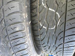 2 all season tires (REDUCED)