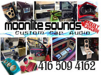 CAR AUDIO SALES-SERVICE-INSTALLATION FROM $20