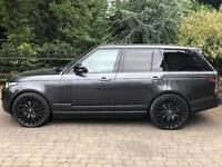 Land Rover Range Rover Sdv8 Autobiography Estate 4.4 Automatic Diesel