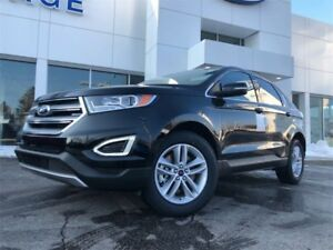 2018 Ford Edge SELLOADED AWD SEL, SAFE AND SMART PKG, CANADIAN T