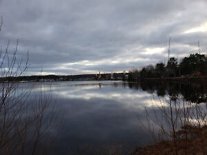 2 Bedroom, 1 Bath. Electricity included. Beautiful Mahone Bay