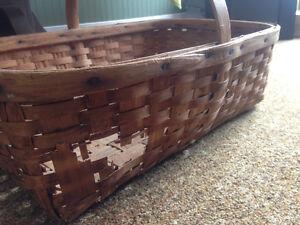 Antique Wicker Baskets Kingston Kingston Area image 4