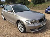 2008 BMW 1 Series 2.0 120d SE 2dr