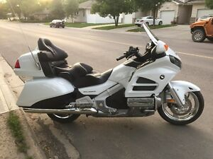 2015 Honda Goldwing 40th Anniversary Edition