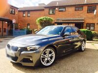 BMW 318d M Sport Auto 2012 - 46K Miles FSH - Heated Leather Seats - 2 Pre Owners 320d Sport 316d