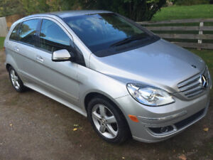 2007 Mercedes-Benz B-200 Hatchback