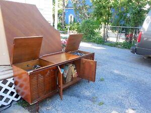stereo dans les année 50