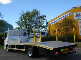 MAN TGL 7.180 Recovery,Beavertail,Plant 21.5ft Body & Winch Low Mileage 2007