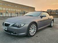 2004 Bmw 645 Ci 4.4 V8 Convertible Automatic | Hpi clear | 2 Keys | Top spec.