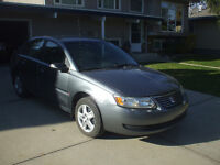 2007 Saturn ION 4 Door Sedan