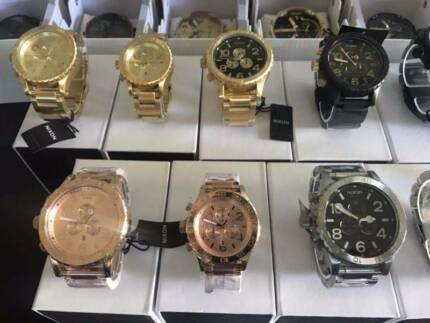 Nixon 51-30 Chrono All Colours A083-502 A083502 Stainless Steel