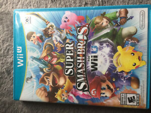 Smash brothers wii u for sale