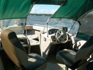 21-foot Sylvan Sport Select, 3L inboard Mercruiser and trailer