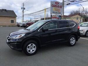 2015 Honda CR-V LX    Free winter tires on all cars and SUVS