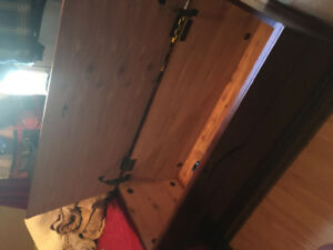 BRAND NEW WOODEN CEDAR CHEST
