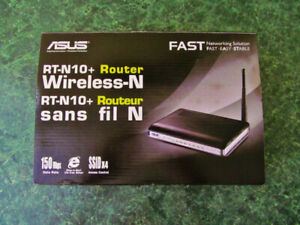 Router Asus RT-N10+