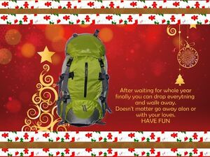 New 50L  Camping Luggage School Cycling Bag  Hiking Backpack