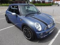 Mini Mini 1.6 Cooper 62000 miles convetable