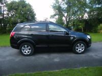 2010 CHEVROLET Captiva LT VCDi # 7 SEATS # 4X4