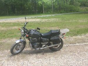 1983 honda cm450e custom