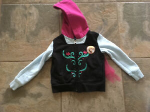 Disney Anna Sweatshirt