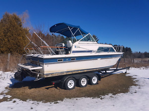 Chris Craft boat and trailer for sale or trade