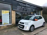 2014/64 Citroen C1 VTi Feel 1.0 Petrol White 3 Door