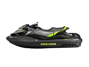 2015 Sea-Doo GTX Limited iS 260