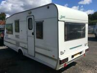 Swift classic alouette 5 berth and awning