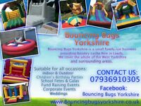Bouncy Castle Hire In West Yorkshire