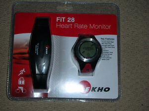 Fit 28 Heart Rate Monitor