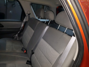 Ford escape AWD xlt